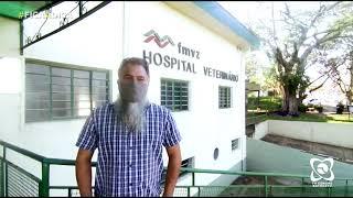 #FICAADICA - Funcionamento do Hospital Veterinário de Botucatu