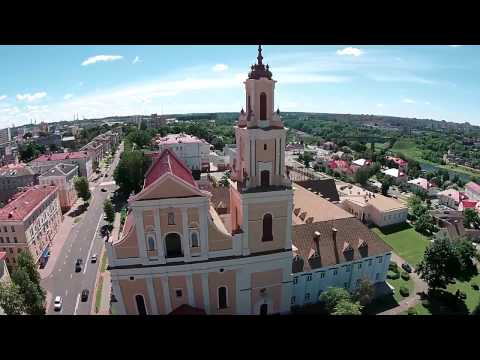 Grodno Old Town, the best in Belarus