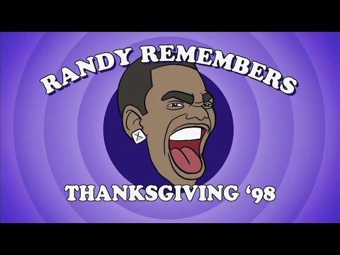 Randy Moss Remembers: Thanksgiving