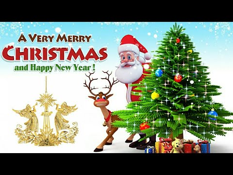 Merry Christmas and Happy New Year 2018, Merry Christmas and Happy ...