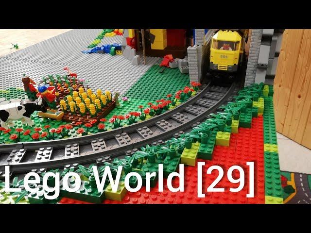 Lego Stadt Teil [29] - Der ländliche Hügel