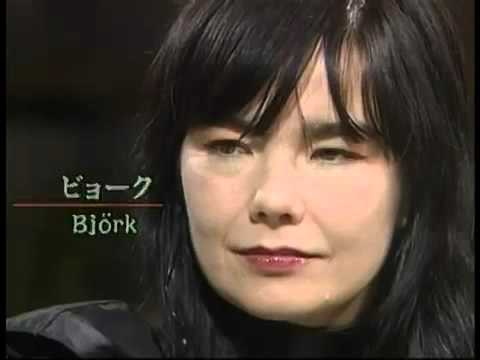 BJORK - INTERVIEW + PAGAN POETRY & GENEROUS PALMSTROKE LIVE [TV PERFORMANCE]