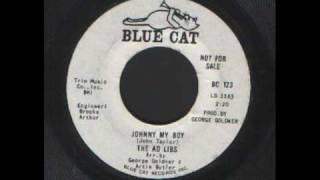 The Ad Libs - Johnny My Boy - Northern Soul.wmv