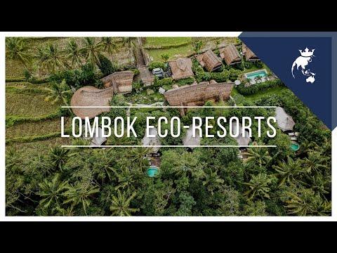 Eco Resorts of Lombok Island