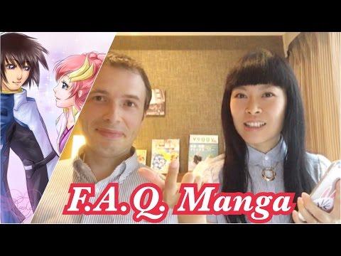 [FAQ manga] nos préférés, personnages & cosplays, adolescence & études