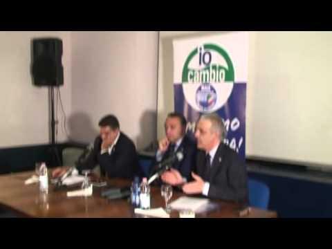 Alessandri presenta IO CAMBIO
