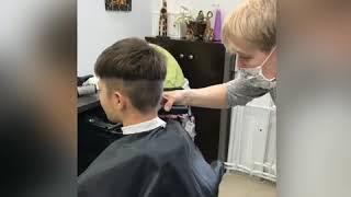 ПРАКТИЧНО Сделать стрижку подстричься в Броварах Алла Кудлаева салон красоты La Familia salon