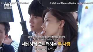 engsub中文字幕 yoona the k2 cpr kissing bts 允儿 the k2人工呼吸 亲吻花絮 mp4