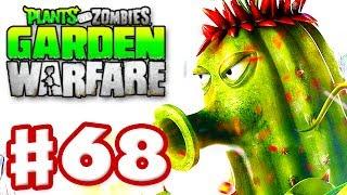 Plants vs. Zombies: Garden Warfare - Gameplay Walkthrough Part 68 - Ice Cactus (Xbox One)