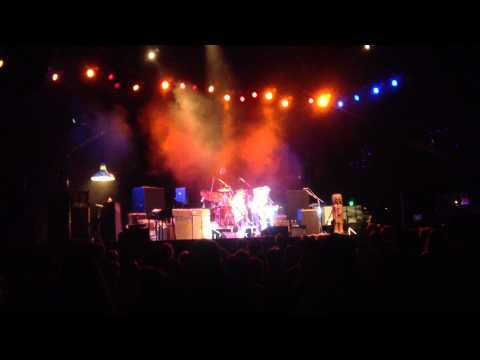 Neil Young & Crazy Horse at the Lake Tahoe Outdoor Arena, August 9, 2012 - Intro.