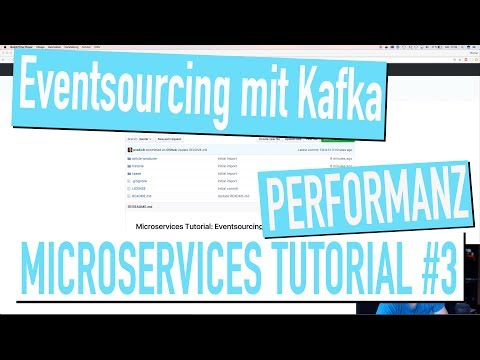 Microservices Tutorial: Eventsourcing