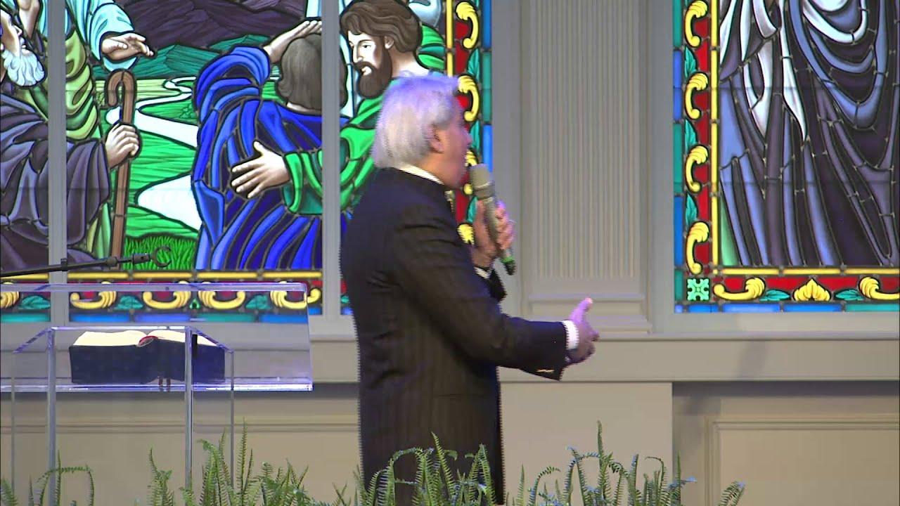 7 Days Ablaze: Benny Hinn - September 29, 2014
