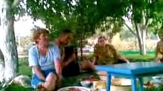 Под Гармошку-Ковыляй Потихонечку(офигенно поет)