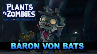 ¡EL CONCIERTO DEL BARÓN! - Plants vs Zombies: Battle for Neighborville