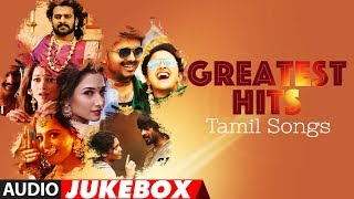 Greatest Hits Tamil Songs Audio Jukebox | Tamil Hit Songs | T-Series Tamil