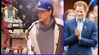 Meghan Markle spotted Christmas shopping in London a gift for a special for Prince Harry