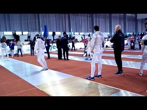 Coupe du Danube 2018 in Foil  – 14.01.2018, Bratislava,SVK - Pools - Pool #11