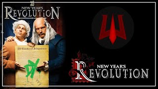 Vintage Picante - WWE New Year's Revolution 2007