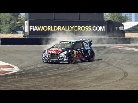 Dirt Rally 2.0 - WRX 2019 - Yas Marina 37.071 (WR) - Setup