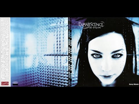 Evanescence CD Fallen Full album 2003 Completo