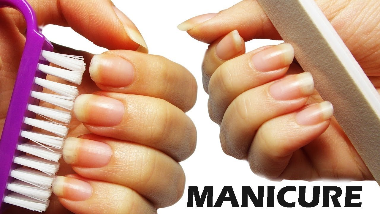 Manual de manicure y pedicure gratis