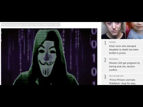 Anonymous threatens to release documents