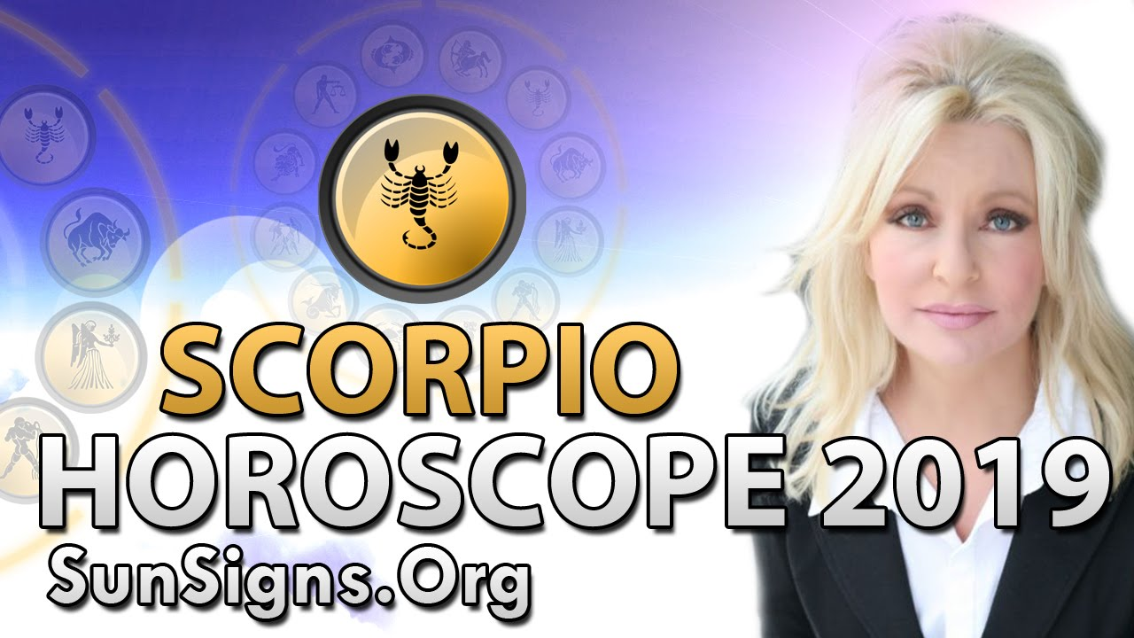 Scorpio Horoscope 2019 Predictions | SunSigns Org