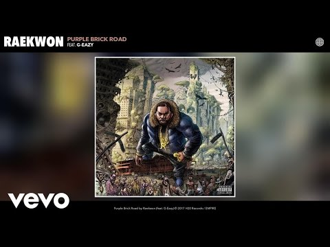 Raekwon - Purple Brick Road (Audio) ft. G-Eazy