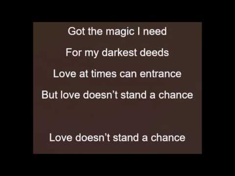 Once Upon A Time - Lana Parrilla - Love Doesn't Stand A Chance (Lyrics)
