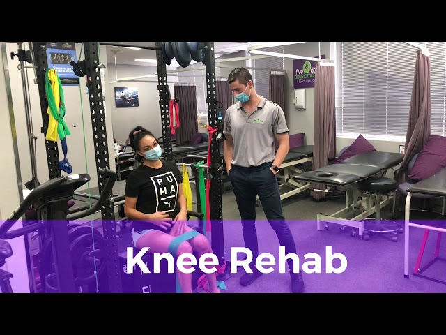 Returning to Squatting after knee injury or surgery?