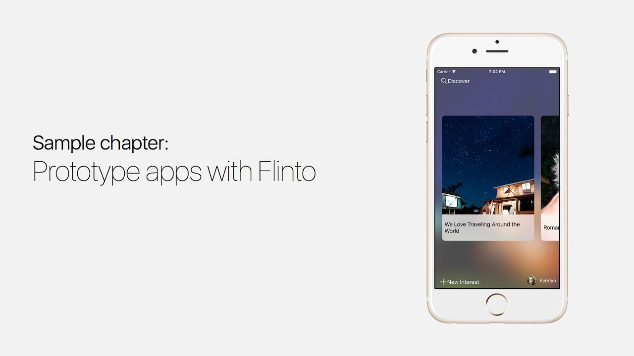 iOS Development Tutorial - Prototype iOS Apps with Flinto
