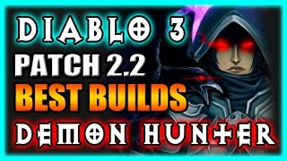 Diablo 3 Best Builds for Demon Hunter - Unhallowed Essence Vs Natalya
