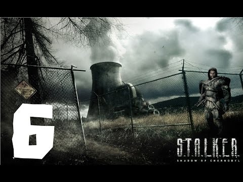 S.T.A.L.K.E.R.:Тень Чернобыля #6 (Бункер ученых)