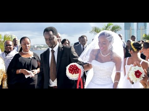 CECILIA + MHINA // Tanzania Wedding Film