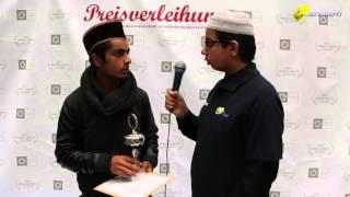 Shahid Nawaz - Nazm - Salana Ijtema 2015 - Majlis Atfal-Ul-Ahmadiyya Deutschland