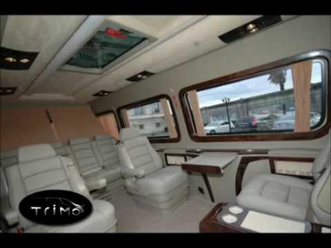 Mercedes Benz Sprinter Rv >> MERCEDES BENZ SPRINTER LWB VIP - YouTube