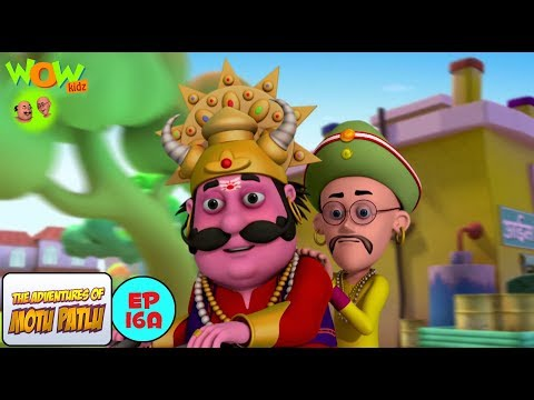 Motu Patlu Aur Yamraj - Motu Patlu in Hindi WITH ENGLISH, SPANISH & FRENCH SUBTITLES