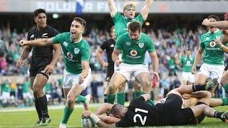 Ireland vs New Zeland Highlights | 2016 Chicago