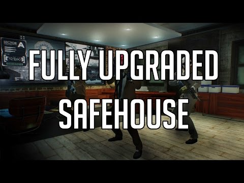 [Payday 2] Fully Upgraded Safehouse
