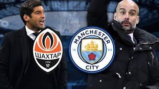 Man City v shakhtar donetsk  full highlights 2017