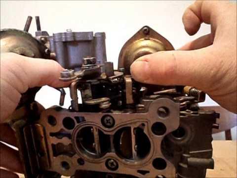 Honda roots 3 barrel keihin carb break down part 1 youtube honda roots 3 barrel keihin carb break down part 1 sciox Images