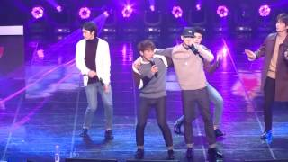 Video [Fancam] BTOB : Seo eungwang - 2nd Confession, A.M.N Showcase @ DMC Festival 2016 download MP3, 3GP, MP4, WEBM, AVI, FLV Juni 2018