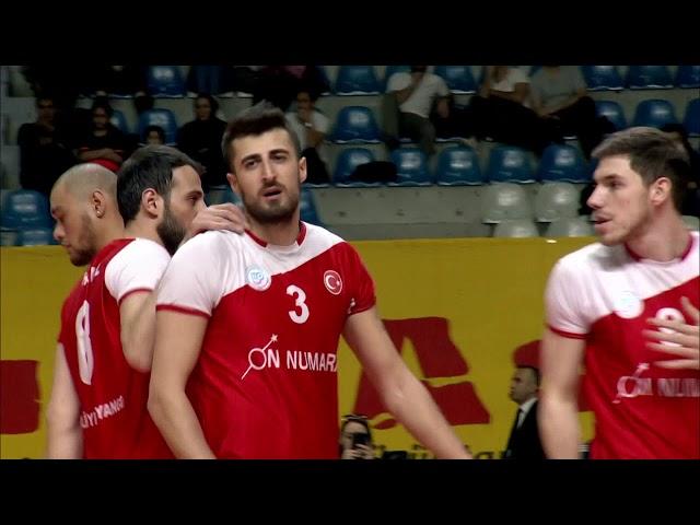2018 - 2019 Efeler Ligi Galatasaray - Maliye Piyango