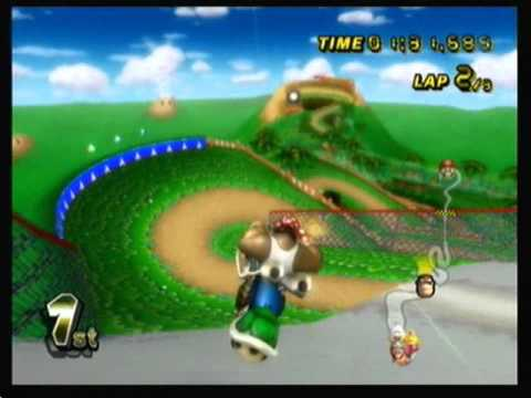 Mario Kart Wii - 100cc Lightning Cup Grand Prix [3 star rank]