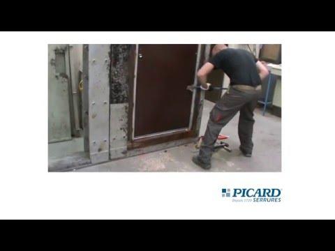 Tests CNPP - Picard-Serrures