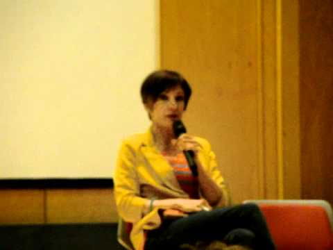 Nana Visitor about Duet & Far Beyond the Stars @ I-CON31