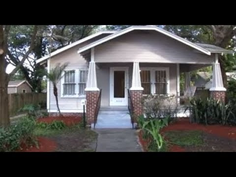 Houses for Rent in Tampa Florida 2BR/1BA by Tampa Property Managers