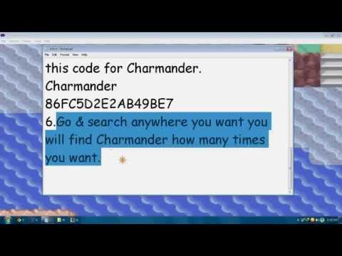 pokemon alpha sapphire how to get any pokemon you want