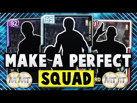 HOW TO BUILD THE PERFECT TEAM AT ANY BUDGET IN NBA 2K19 MyTEAM!!