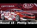 iRacing BSR Kia Cup Series Round 15 - Phillip Island